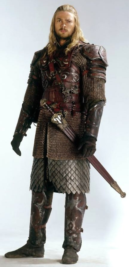 Lord Of The Rings Theoden Armor
