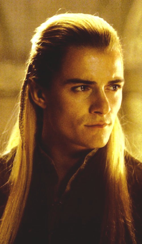 Orlando Bloom As Legolas Greenleaf LEGOLAS GALLERY...