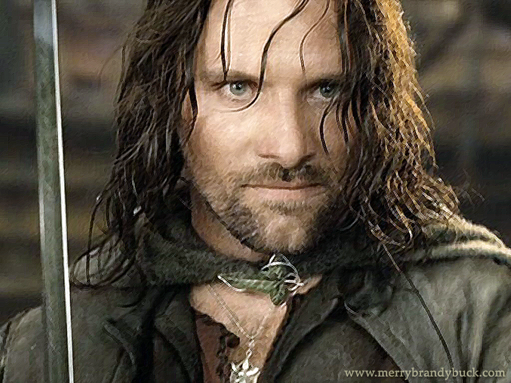 The Lord Of The Rings Aragorn