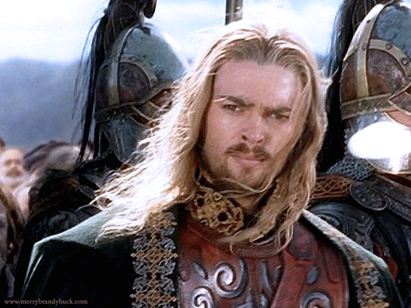 Eomer Lord Of The Rings
